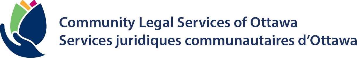 Community Legal Services of Ottawa / Services juridiques communautaires d'Ottawa